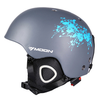 Brand Ski Helmet Ultralight And Integrally Molded Professional Snowboard Helmet Men Women Skating Skateboard Helmet Multi
