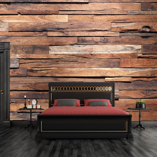 Photo Wallpaper 3D Retro Nostalgia Dark Brick Wall Wallpaper Personalized Custom Bar Cafe Casual Bar KTV Wallpaper Mural