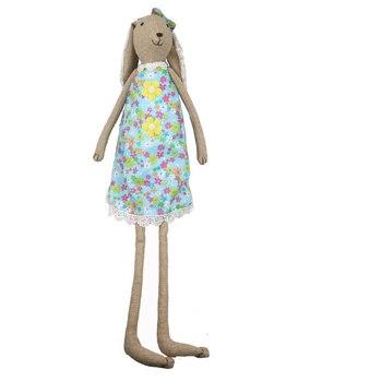 65cm Baby Lovely Bunny Rabbit Kids Sleep stuffed Plush dolls Rabbit Easter Bunny Cute Doll Girls Birthday Gift Animal Doll