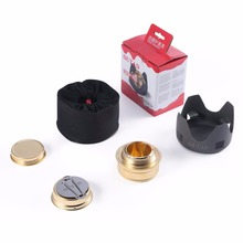 OUTAD Outdoor Portable Alcohol Stove Burner Windproof Camping Field Alcohol Stove Furnace Cookware Gas Cookout Picnic Cooker