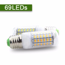 220V SMD 5730 Lampada Real Watt 7W 12W 15W 18W 22W E27 LED Corn Bulb LED lamp spot light bright Replace bulbs Lamp