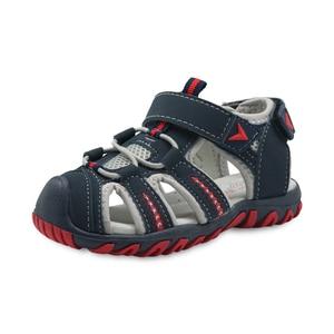Image 2 - Apakowa marka yeni yaz çocuk plaj erkek sandalet çocuk ayakkabı kapalı ayak kemer desteği spor sandalet ab boyutu 21 32