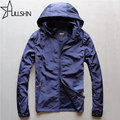 veste homme Brand Autumn spring  Bomber Jacket Men Waterproof Jacket Quick-dry Breathable Men Clothes c528