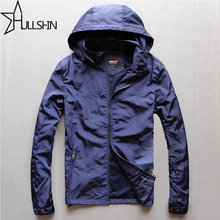 ФОТО veste homme brand autumn spring  bomber jacket men waterproof jacket quick-dry breathable men clothes c528