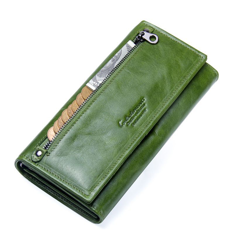 Women Wallet Luxury Brand Genuine Leather Long Women Clutch Wallet High Capacity Ladies Purse Design Money Bag For Dollar Price enopella women wallet brand long wallet women dollar price leather purse high quality wallets brands purse female bag