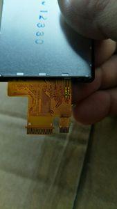Image 4 - SJCAM SJ8 Pro Module décran LCD écran tactile SJCAM accessoires pour SJCAM SJ8 Pro 4K caméra daction