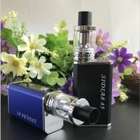 10-45W Smoke Electronic Cigarette Vape Atomizer 2.5ml 0.5ohm Kit With 1500mah Battery