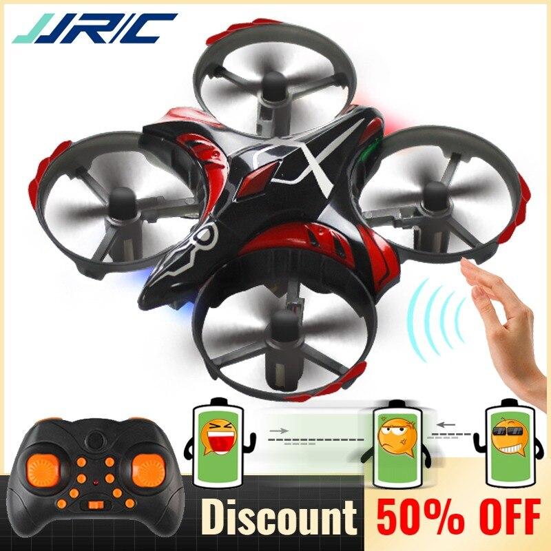 JJRC H56 Mini Drone Control de gestos Micro Quadcopter infrarrojos Actualización de Control helicóptero Quadrocopter pieza del H36 juguetes de los niños