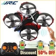 JJRC H56 мини Drone жест Управление микроквадрокоптер инфракрасного зондирования Управление обновления вертолет Квадрокоптер VS H36 детские игрушки