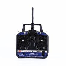 FlySky FS CT6B FS CT6B 2.4G 6CH רדיו סט מערכת (TX FS CT6B + RX FS R6B) RC 6CH משדר + 6CH מקלט