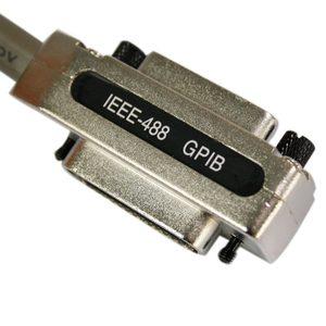 Image 4 - Nouveau 3Ft adaptateur pour IEEE 488 GPIB câble connecteur métallique livraison directe