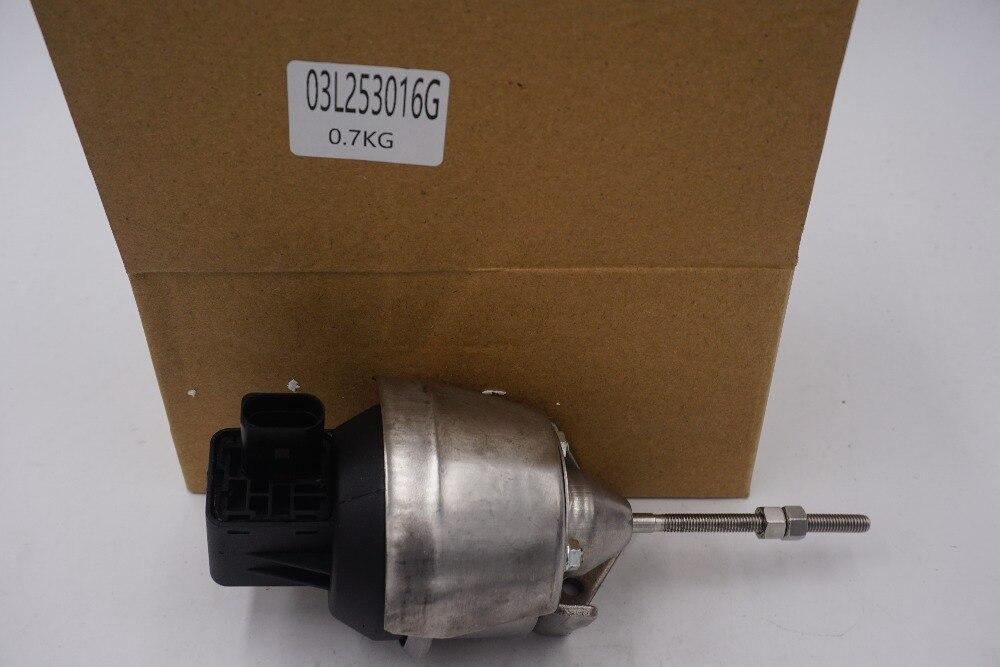 KKK BV43 actionneur électronique turbo 53039880139 53039880139 03L198716A 03L253016G pour Audi TT 2.0D CBAA/CBAB/CBBB