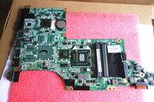 595135-001 подходит для HP DV6-3000 материнская плата для ноутбука DV6Z-3200 PC системная плата DA0LX8MB6D1 + Бесплатный процессора