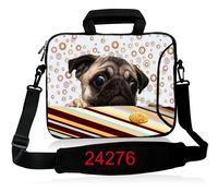 Dog Laptop Shoulder Bag Tablet Case Notebook Protective Cover For 7 10 12 13 14 15