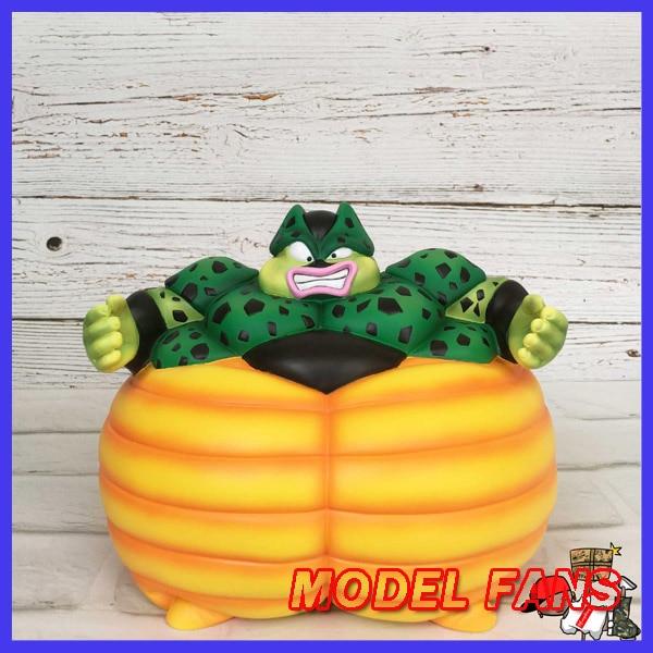 MODEL FANS Dragon Ball Z 21cm cell blast GK resin figure toy for CollectionMODEL FANS Dragon Ball Z 21cm cell blast GK resin figure toy for Collection