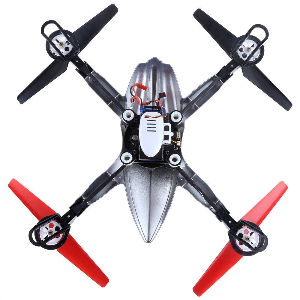 WLtoys Q212K RC Drones With Camera WiFi 2 4G 4CH 6 Axis Gyro RTF Drones Quadcopters RC Flying Helicopter Hold Altitude Mode Toy in RC Helicopters from Toys Hobbies