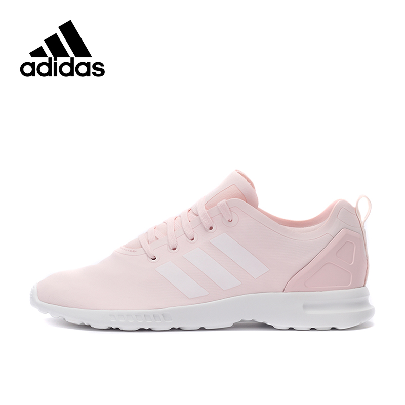 Authentic New Arrival Adidas Originals Women's Pink Skateboarding Shoes Sneakers Classique Shoes Platform Breathable adidas original new arrival official neo women s knitted pants breathable elatstic waist sportswear bs4904
