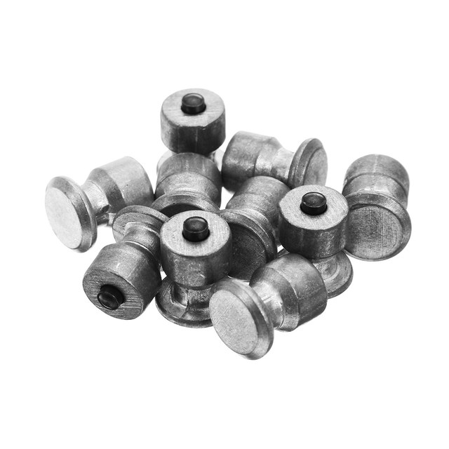 Winter Wheel Lugs Car Tires Studs Screw For Shoes ATV Car Motorcycle Tire 8 x 10mm (100pcs)