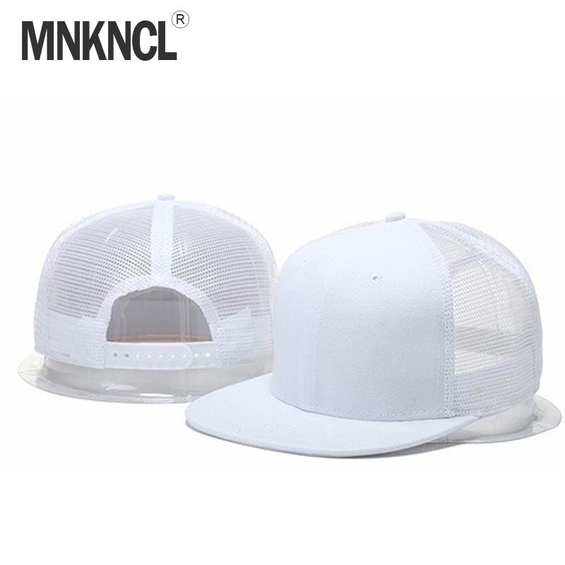 MNKNCL 2018 New Fashion Blank Mesh Camo Snapback Hats Gorras Casual Baseball Caps For Men Women Bone Hip Hop Sun Hats 11 Colors aetrue brand men snapback caps women baseball cap bone hats for men casquette hip hop gorras casual adjustable baseball caps