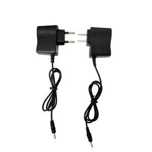 Image 1 - Универсальное сетевое зарядное устройство 3,5 мм с вилкой Стандарта ЕС и США, адаптер питания для зарядки аккумуляторов 18650, фонарь, фара
