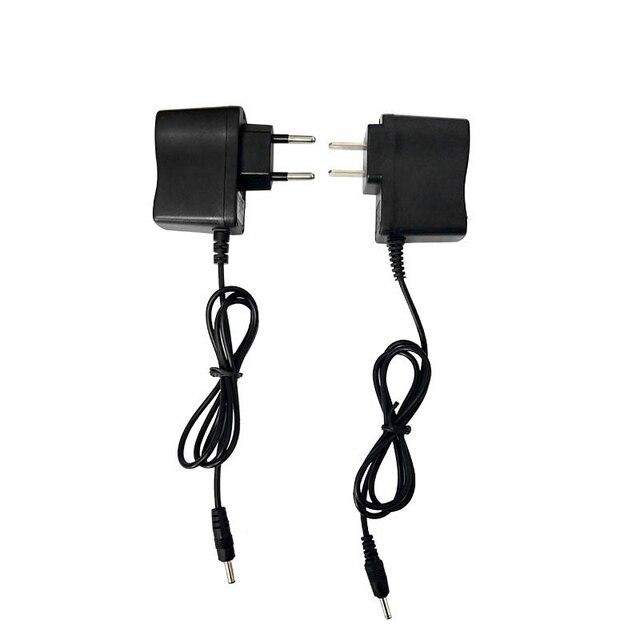 Универсальное сетевое зарядное устройство 3,5 мм с вилкой Стандарта ЕС и США, адаптер питания для зарядки аккумуляторов 18650, фонарь, фара