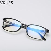 VKUES Anti Óculos de Luz Azul Luz Azul Bloqueio Revestido Lente Quadro de Luz  Óculos Anti 8ac750517b