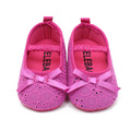 Soft Sole Girl Baby Shoes Cotton First Walkers Baby Girl Shoes Butterfly-knot Bebe First Sole Kids Shoes