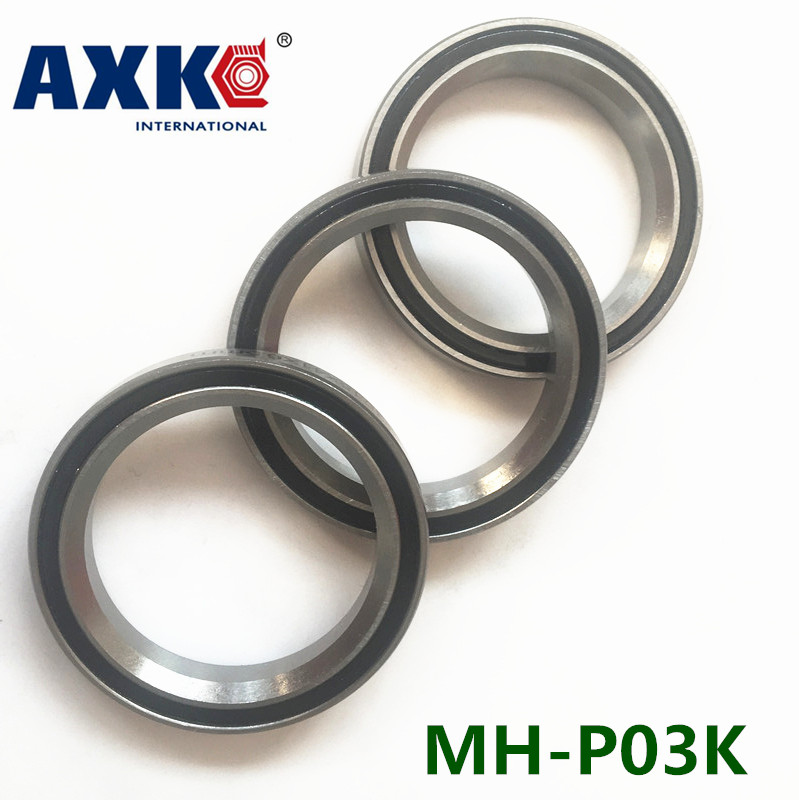 2Pcs MH-P03 Bike Headset Bearings 30.15x41x6.5 mm 45//45 Angular Contact Bicyce