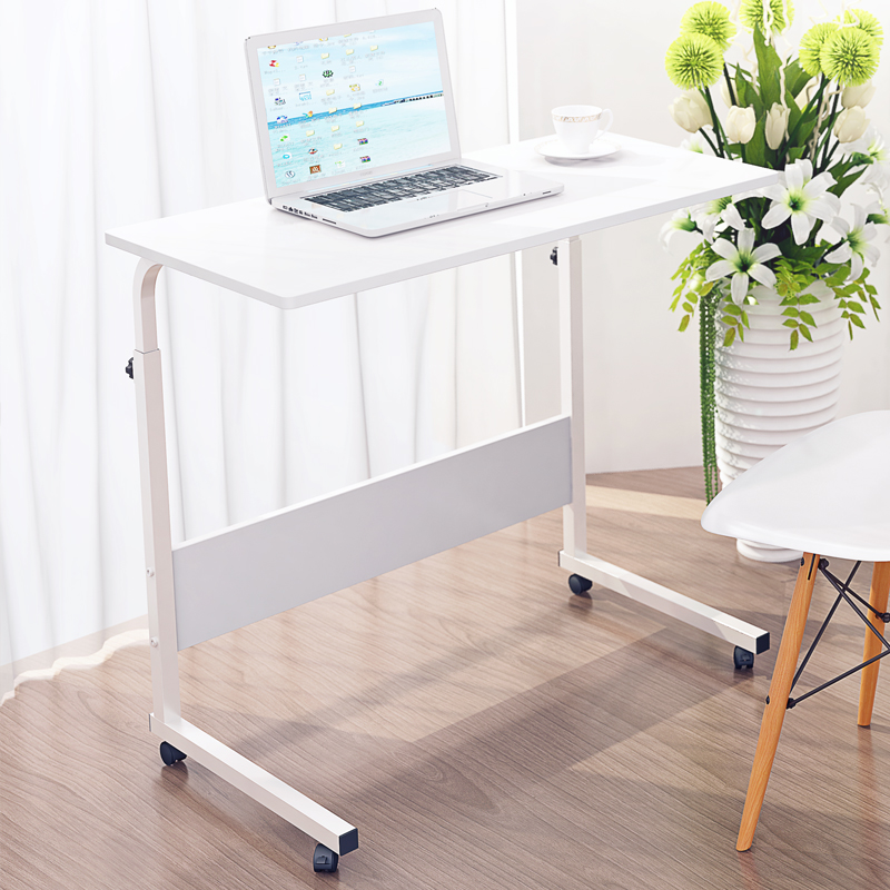 simple laptop desk can lift small moving bed bedside table study with a desktopin computer desks from furniture on alibaba group