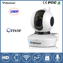 Wifi ip camera 1080p Vstarcam C23S Full HD Wireless CCTV ip camera 2mp Surveillance Night Vision Security ONVIF, IR Cut, H.264