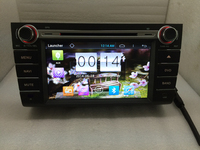 Free Shipping Android 6 0 Quad Core 1024 600 8 DVD Player 16gb View Camera Map