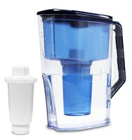 Alkaline Water WP6 filter Pitcher 7 Stage Ionizer Filtration System to Purify Increase PH Levels and provides a low negative ORP