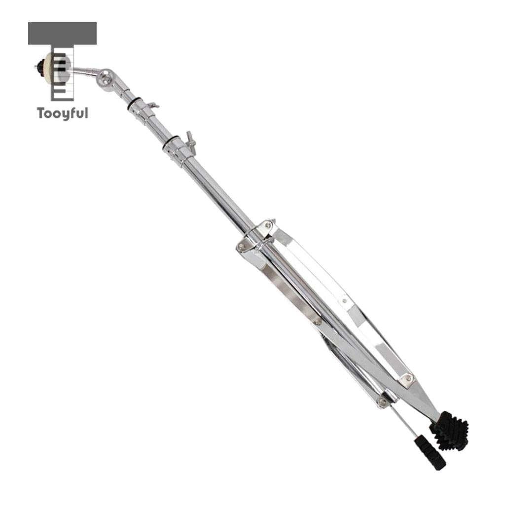 Tooyful Hi Hat Cymbal Mount Stand Drum Mount Hardware for Percussion Instrument to be too брюки для девочки tf15099 розовый to be too