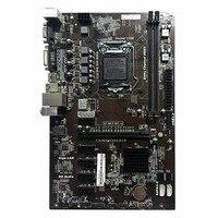 Motherboard H81A BTC V20 Miner ATX Board LGA1150 Socket Processor Not LGA1155 Intel DDR3 H81 Mainboard For Mining