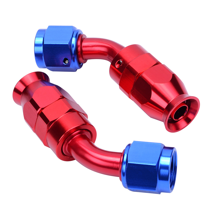 evil energy 5M AN10 Braided PTFE Hose Line and 0 45 90 180Degree Reusable PTFE Fitting Swivel PTFE Hose End in Fuel Supply Treatment from Automobiles Motorcycles