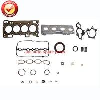 MR16DDT MR16 Engine Full gasket set kit for Renault Sport Clio Samsung SM5 SM6 TCE Talisman Megane /Megane GT 1.6L 2013