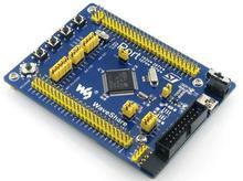 Free Shipping! 1pc STM32F103VET6 STM32 development board ARM  minimum system board