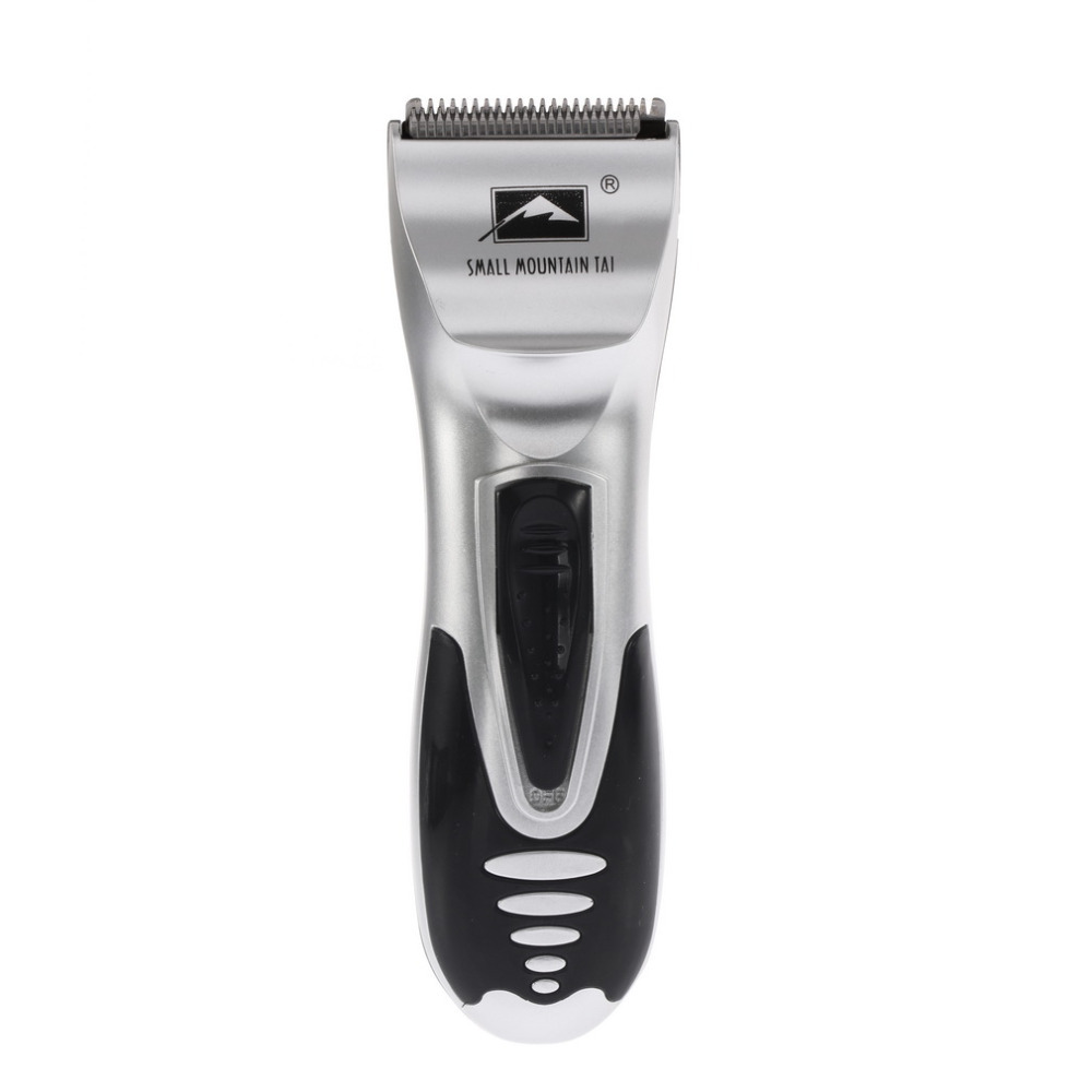Hair shaver clippers razor beard trimmer - Hair Trimmer 1set Silver Hair Clipper Trimmers Men Electric Body Groomer Hair Removal Shaver Beard Trimmer Razor For Travel Home In Hair Trimmers From Home