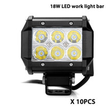 2pcs 60W 7 Inch Round Led Headlight PAR56 LED Driving Light for TJ LJ dual sealed beam with white halo ring & blue atmosphere