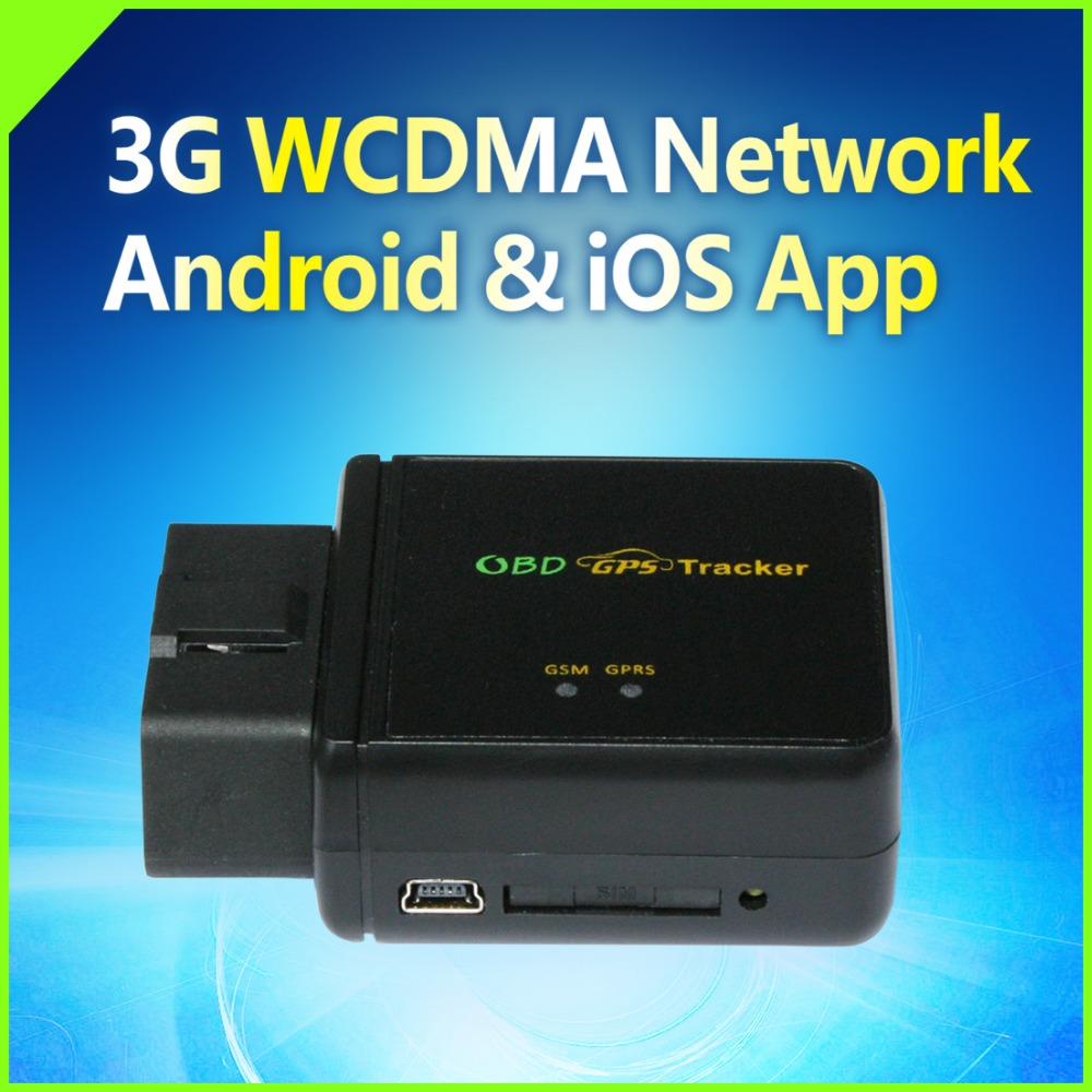 2017 Newest 3G Car OBD II GPS Tracker CCTR-830G With Remotely Reading Odometer Cumulative Mileage Free Android & Ios APP Track цена 2016