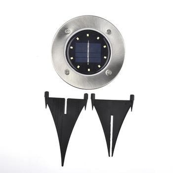 LED Solar Garden Ground Solar Light  3