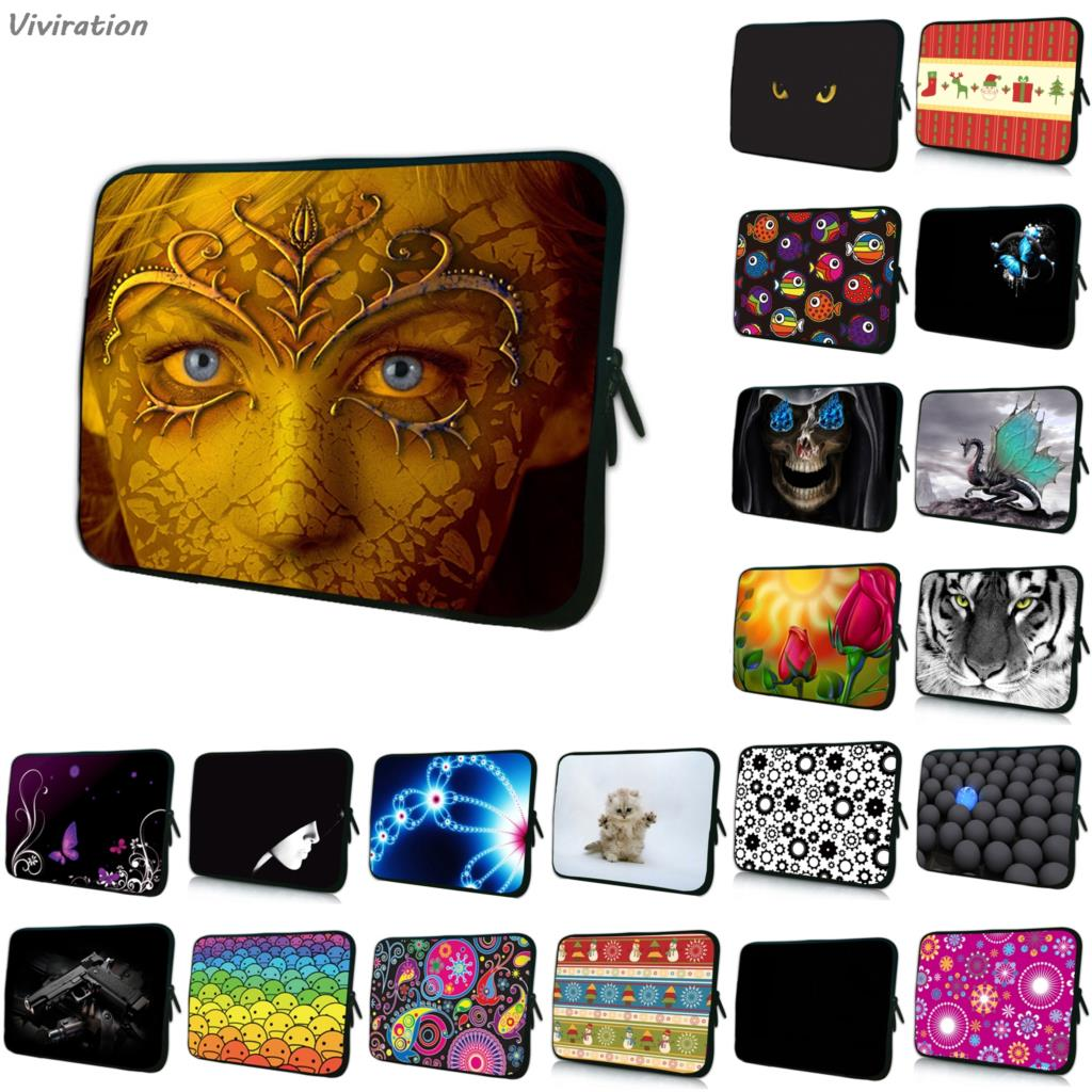 Universal Soft Laptop Cover Case Women Mens 7/10/12/13/14/15/17 Inch Netbook Liner Bag <font><b>Funda</b></font> <font><b>Portatil</b></font> <font><b>15.6</b></font> Bolsa For Macbook Pro image