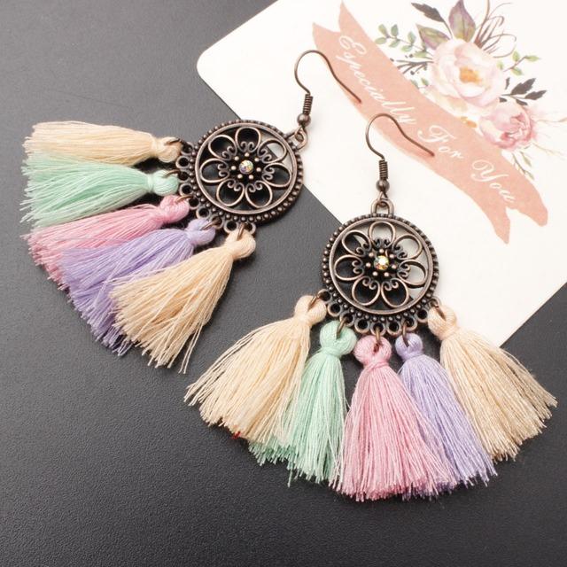 New Tassel Earrings for Women
