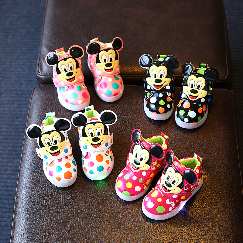 Kids-Shoes-With-Light-Boys-Led-Sneakers-New-Spring-Autumn-Dots-Lighted-Fashion-Girls-Mickey-Shoes-Children-Shoes-Size-21-30-2