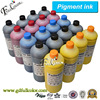 Water Based Inkjet Ink For Epson T7000 T5000 T3000 Printer Pigment Ink For Photo Poster Printing