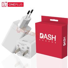 OnePlus 5 Original Dash Charger 5V/4A EU US Plug For 1 2 3 3T 5T 6 6T Fast Charging Quick Charge Wall Power Adapter