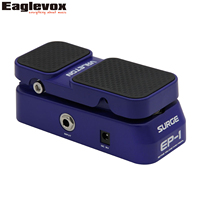 Valeton Surge EP 1 Active Volume Wah Effect Pedal Taper Volume Control Vintage Wah Tone Effects