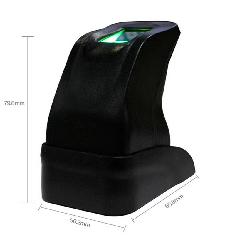 ФОТО 2016 Brand New USB Fingerprint Reader Scanner Sensor ZKT ZK4500 for Computer PC Home and Office With Free SDK