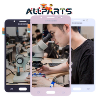 Warranty 5 2 Super AMOLED LCD For SAMSUNG Galaxy J5 2016 LCD Display J510 J510F J510FN