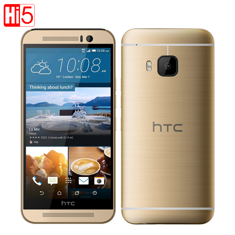 Unlocked HTC one m9 mobile phone 5 0 Octa Core 4G LTE GPS WIFI NFC 3G